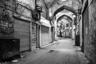 The Shuttered Bazaar