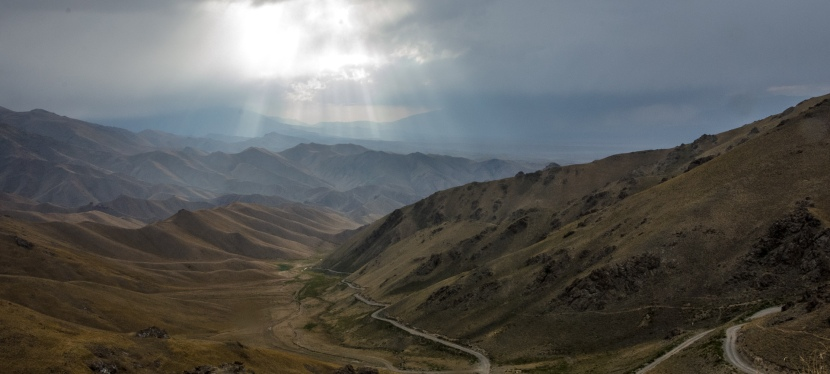Must Ride: The mountains of Kyrgyzstan.