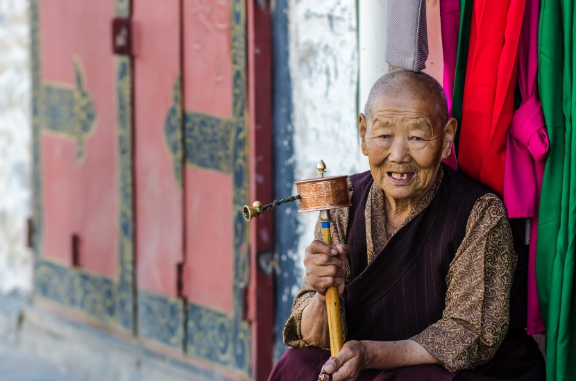 Photo Gallery: People of Lhasa, Tibet