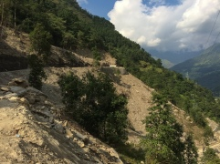 The Nepalese Landslide