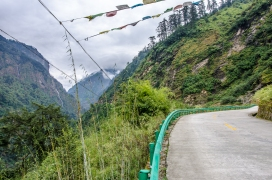 The China-Nepal-Friendship Highway