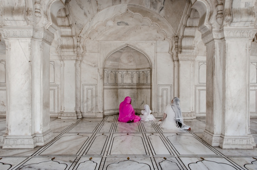 Photo Gallery: Agra, Red Fort and TajMahal