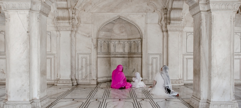 Photo Gallery: Agra, Red Fort and Taj Mahal