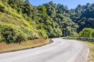 Motorcycle Riding in the heart of Malaysia, Cameron Highlands