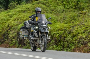 Motorcycle Riding in the heart of Malaysia