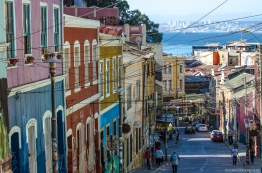 Colorful Valparaíso