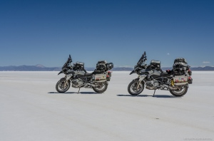 Riding in beautiful Argentina