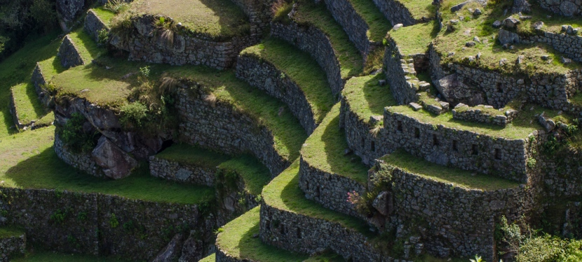 Machu Picchu: Stairways To Heaven