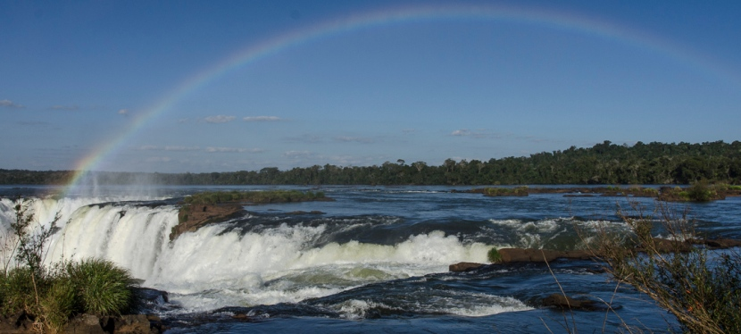 Photo gallery: The Iguazu Falls